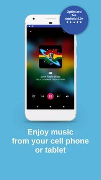Nic-App Music. Streaming Radio Stations. screenshot 4