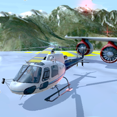 Helicopter Simulator 2019 icon