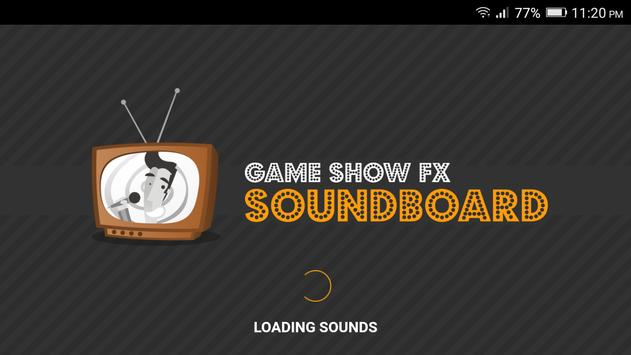 Game Show FX Soundboard screenshot 1