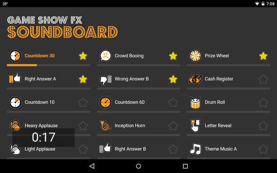 Game Show FX Soundboard screenshot 3