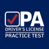 PA Driver's Practice Test أيقونة