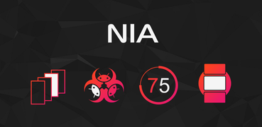 Nia - Icon Pack
