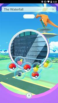 Pokémon GO captura de pantalla 3