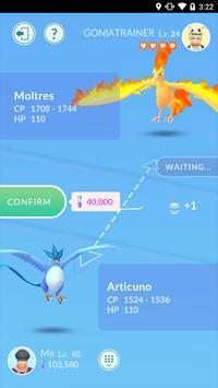 1 Schermata Pokémon GO