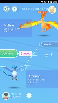 Pokémon GO 截图 1