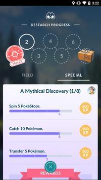 Pokémon GO captura de pantalla 2