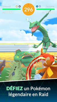 Pokémon GO capture d'écran 1