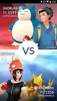 7 Schermata Pokémon GO