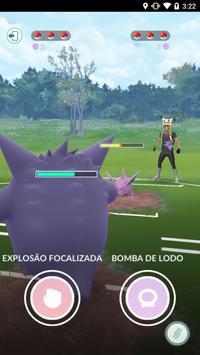 Pokémon GO imagem de tela 5