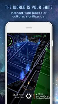 Ingress plakat