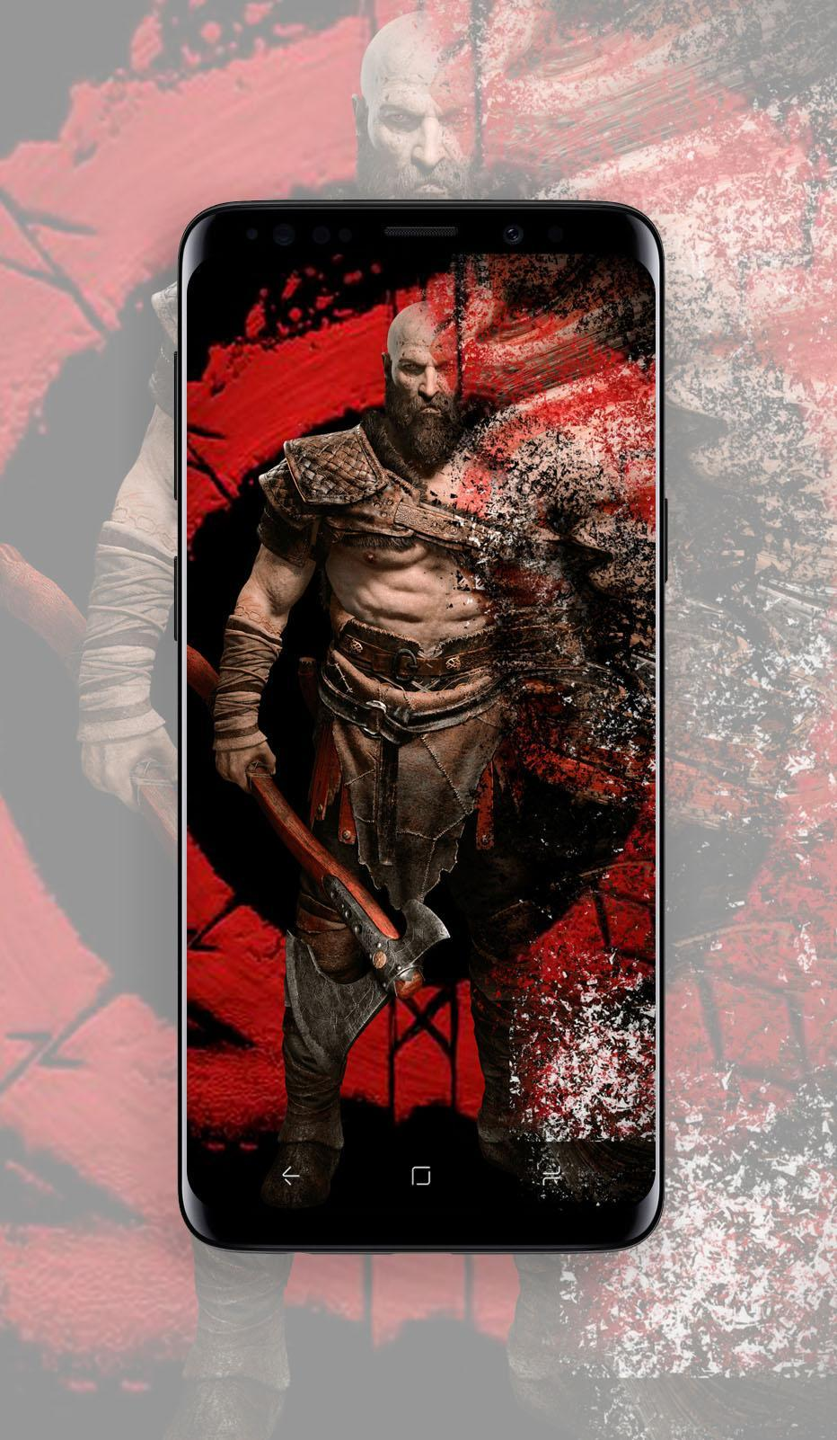 God Of War Wallpaper Hd 4k For Android Apk Download