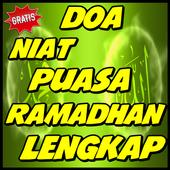 Niat Puasa Ramadhan Lengkap icon