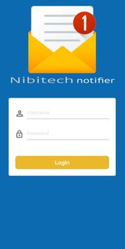 Nibitech Notifier screenshot 1