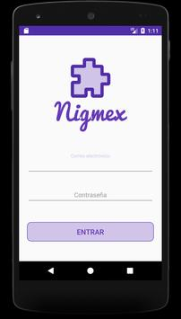 Nigmex poster