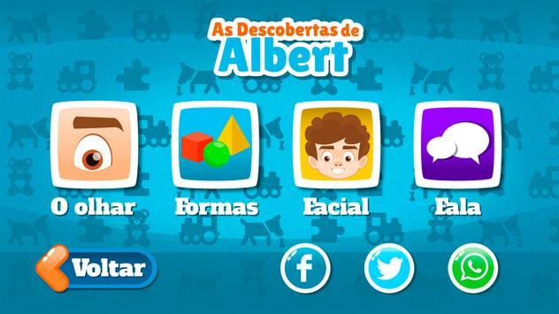 As Descobertas de Albert screenshot 1