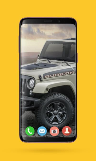 Jeep Wrangler And Rubicon Wallpapers For Android Apk Download