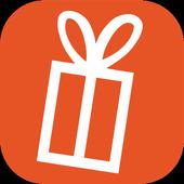 Nift - Enjoy a Gift! icon