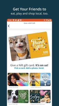 Nift - Enjoy a Gift! screenshot 4