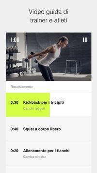 Poster Nike Training
