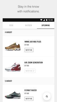 Nike SNEAKRS screenshot 1