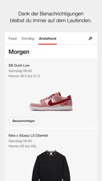 Nike SNKRS Screenshot 1
