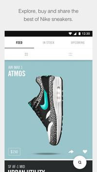 Poster Nike SNKRS