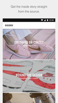 2 Schermata Nike SNKRS