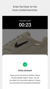 Nike SNKRS: Find & Buy The Latest Sneaker Releases स्क्रीनशॉट 3