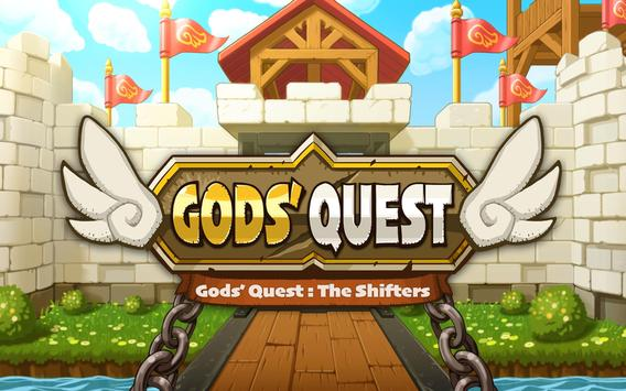 Gods' Quest : The Shifters poster