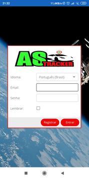 ASTracker poster