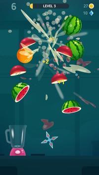 Fruits Slice - Fruits Cut poster
