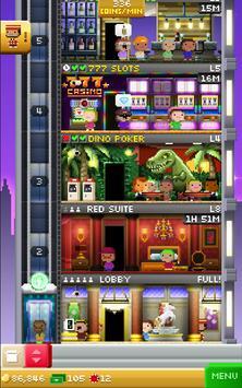 Tiny Tower Vegas poster