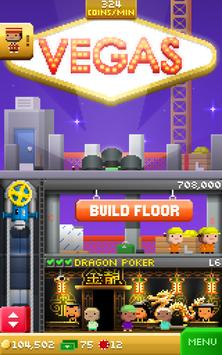 Tiny Tower Vegas screenshot 9