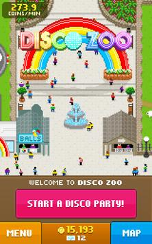 Disco Zoo Cartaz