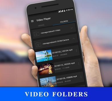 Odtwarzacz wideo screenshot 4