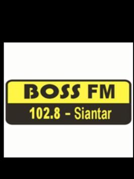Radio Boss FM Siantar 102.8 poster