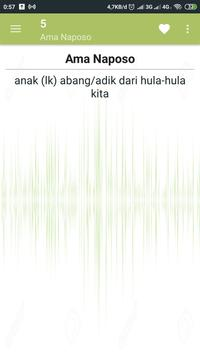 Partuturon Batak Toba Lengkap poster