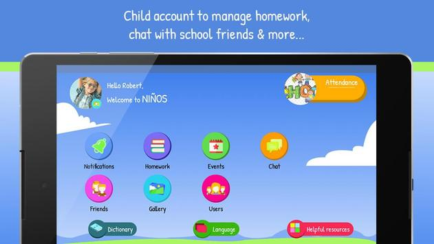 Ninos - Virtual Learning Environment screenshot 14