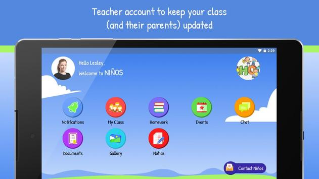 Ninos - Virtual Learning Environment screenshot 7