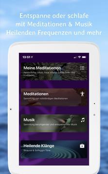 MYditation - Meditation für Entspannung & Schlaf screenshot 9