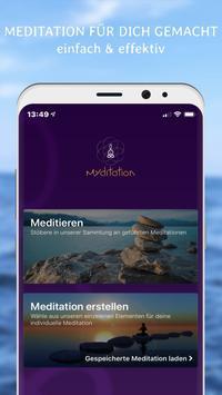 MYditation - Meditation für Entspannung & Schlaf poster