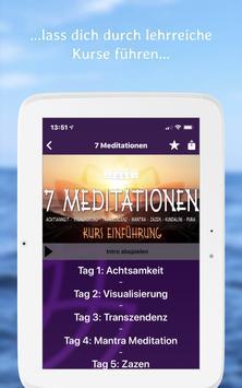 MYditation - Meditation für Entspannung & Schlaf screenshot 13