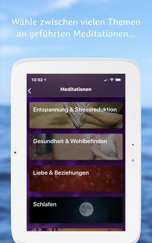 MYditation - Meditation für Entspannung & Schlaf screenshot 11