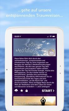 MYditation - Meditation für Entspannung & Schlaf screenshot 12