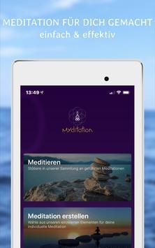 MYditation - Meditation für Entspannung & Schlaf screenshot 16