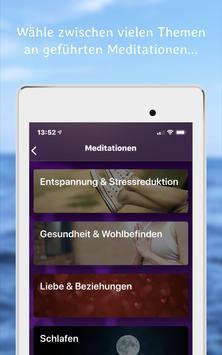 MYditation - Meditation für Entspannung & Schlaf screenshot 19
