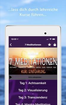 MYditation - Meditation für Entspannung & Schlaf screenshot 21