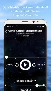 MYditation - Meditation für Entspannung & Schlaf screenshot 2