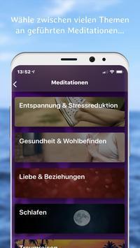 MYditation - Meditation für Entspannung & Schlaf screenshot 3