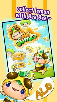 Bee Bee Jump screenshot 1